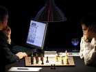 Во второй партии Фриц обыграл Крамника