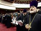 На епархиальном собрании московского духовенства почтили память убиенного в Тверской области священника