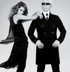 Выставка дизайнера Chanel
