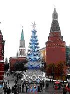 Режим работы городского транспорта в Москве во время новогодних праздников