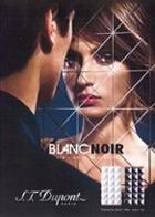 Белое к черному: новый женский аромат Blanc от S.T. Dupont