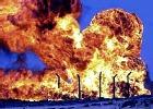 В Нигерии при взрыве нефтепровода заживо сгорело несколько сотен человек