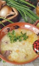 Едим суп, чтобы … похудеть