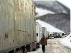 Против водителей, перекрывших дорогу на Кавказе, могут применить силу