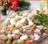 Вы правильно готовите салат «Оливье»?