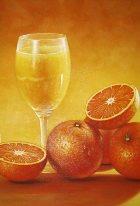 Сок из апельсина и грейпфрута против остеопороза