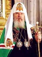 Патриарх Алексий II продолжает битву против теории Дарвина