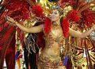 Бразильский карнавал на улицах городов