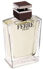Gianfranco Ferre выпускает мужской аромат Ferre for Men