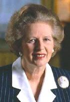 В здании британского парламента установлена бронзовая статуя Маргарет Тэтчер
