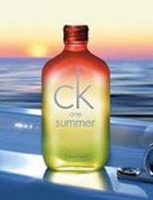 Традиционный летний аромат CK One Summer от Calvin Klein