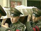 Народный артист СССР Михаил Ульянов похоронен с воинскими почестями