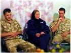 Буш требует от Ирана освободить британских моряков