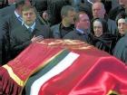 Похороны Звиада Гамсахурдии в Тбилиси