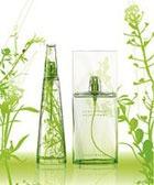 Зеленое лето для мужчин и женщин с Issey Miyake