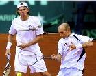 Благодаря Андрееву и Давыденко Россия вышла вперед в Кубке Дэвиса