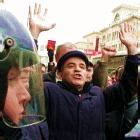 """Каспарова оштрафовали  за """"выкрикивание антиправительственных лозунгов"""" на 1000 рублей"""