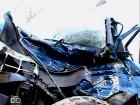 Страшная автокатастрофа в Украине: грузовик раздавил микроавтобус