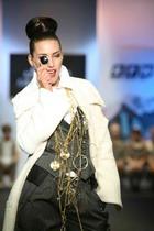 MaiNaiM на Russian Fashion Week. Коллекция Осень-зима 2007/2008