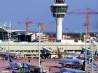 В Мюнхенском аэропорту самолет совершил экстренную посадку из-за угрозы взрыва