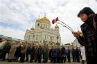 Россия прощается со своим первым президентом