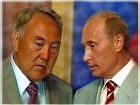Назарбаев: Казахстан будет экспортировать свою нефть через Россию