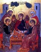 Сегодня день Святой Троицы - один из главных православных праздников
