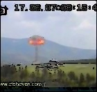 Чешское телевидение подверглось ядерной атаке хакеров