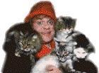 Представители УБЭП по чьему-то заказу хотят уничтожить театр кошек Юрия Куклачева