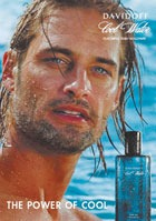 Джош Холловей – новое «лицо» Davidoff Cool Water