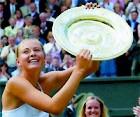 Мария Шарапова готовится победить на Уимблдоне - в числе одиннадцати российских теннисистов