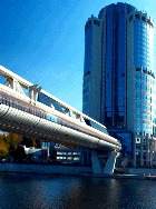 Росприроднадзор может остановить строительство Москва-Сити из-за сбросов в Москву-реку