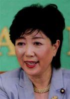 Впервые в Японии силовой министр - женщина (министром обороны станет Юрико Коикэ)