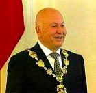 Правительство Москвы из-за инаугурации Лужкова ушло в отставку