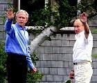 Кондолиза Райс заявила, что США не согласны с предложением России по ПРО