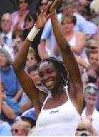 Венус Уильямс победила на Уимблдоне в четвертый раз