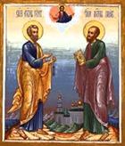 12 июля - День памяти Петра и Павла