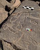 Археологи обнаружили самые древние египетские рисунки