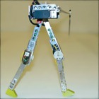 Создан робот с человеческой походкой