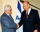 Ольмерт и Аббас договариваются о создании государства Палестина