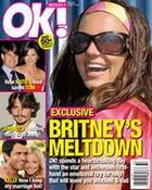 Бритни Спирс шокировала издание ОК!