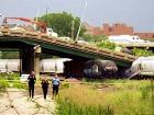 Ликвидация последствий крушения моста через Миссисипи займет пять дней
