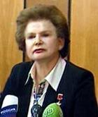Валентина Терешкова проходит курс реабилитации в одной из московских клиник