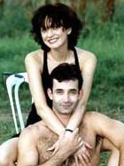 Счастливые родители: Дмитрий Певцов и Ольга Дроздова