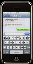 Жительница Питсбурга получила 300-страничный счет за свои SMS-сообщения