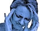 Женщины легче переносят боль из-за гормона эстрогена