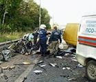 Сын  предпринимателя Михаила Гуцериева погиб в автокатастрофе
