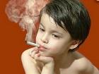 Курение и выпивка – не для детей!