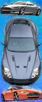 Компания «Aston Martin» презентует во Франкфурте три новых модели