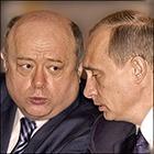 Путин об отставке Фрадкова